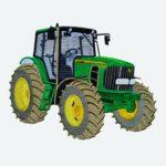 tractor_04_vector