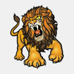 lion_02_vector